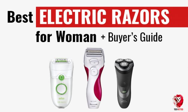 Best Electric Razors for Women 2017 – Buyer's Guide